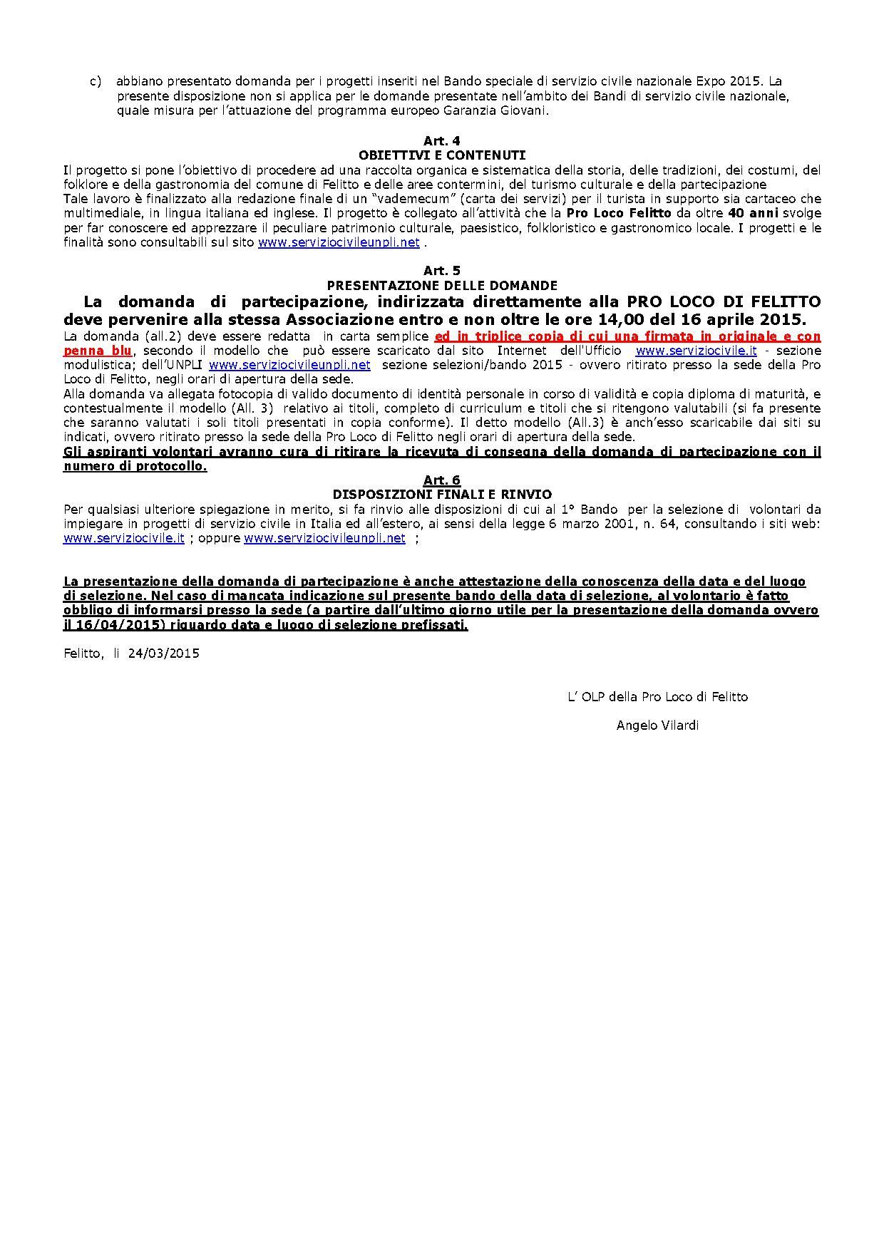 Bando-servizio civile Felitto2015 parte 2
