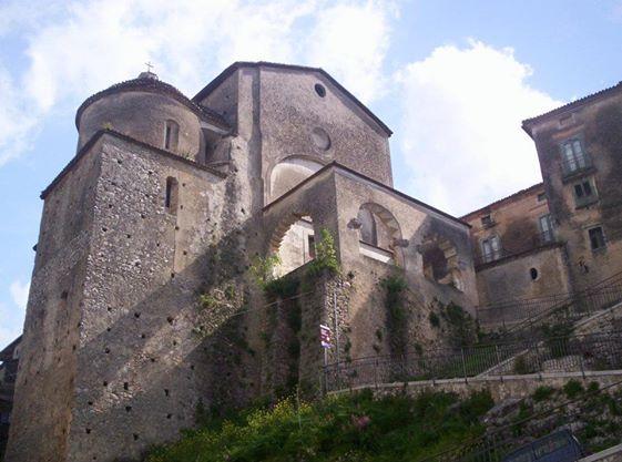 centro storico chiesa madre