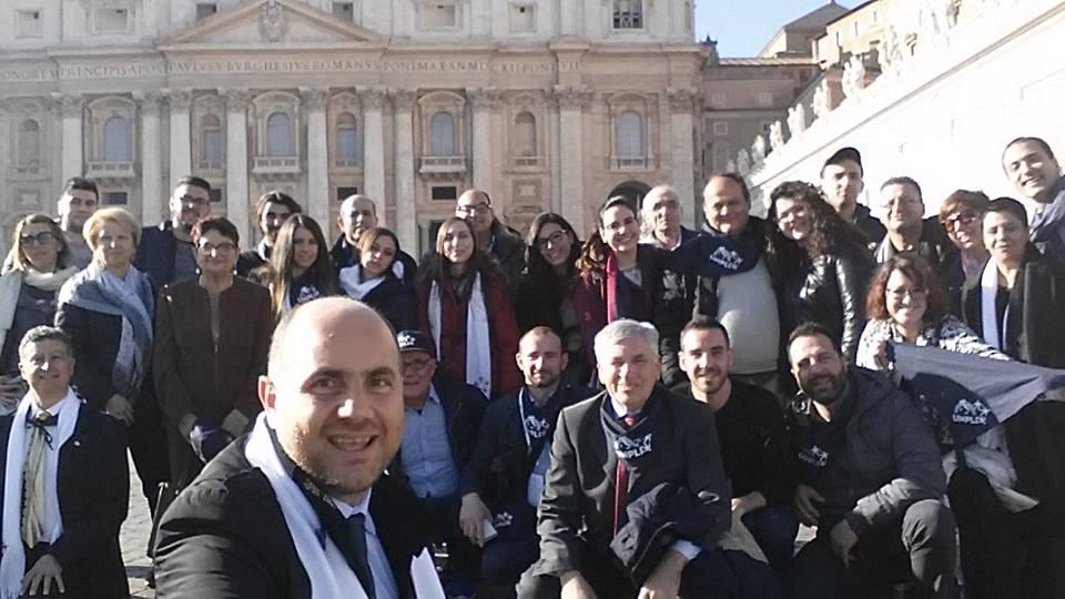 UNPLI Salerno e il Presidente Nazionale UNPLI